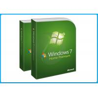Genuine FPP Key Microsoft Windows Softwares Windows 7 Home Prem Oa Download Retail box