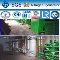 High Purity 99.9995% Movable PSA Nitrogen Generator Zinc Coating Line
