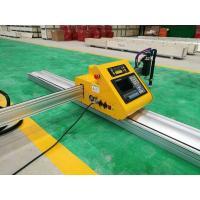 Economic Plasma Cutting Machine For Iron and Steel / Portable CNC Plasma Cutter