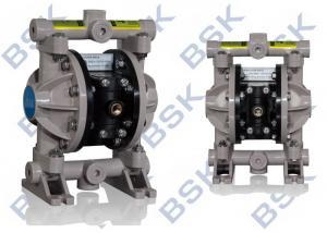 China Low Pressure AODD Pump Air Operated Diaphragm Waste Oil Pump 70m Maximum Lift on sale