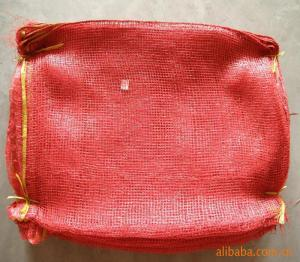China China supplier specializing in production of  PE Woven bag for onion bag on sale