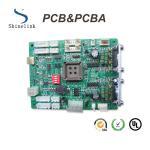 100% E-test Green soldermask pcba board  UL / RoHS certificate electronic pcb assembly