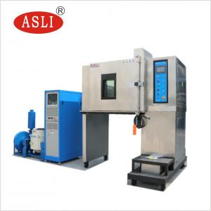 China Temperature Humidity Cycle Vibration Combined Testing Machine For Semiconductor on sale