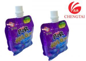 China Qui respecte l'environnement en plastique tiennent la poche avec le bec/emballage debout libre de sac on sale