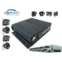 China Free CMS software GPS Mobile DVR , CCD cameras 3G WIFI Car DVR on sale