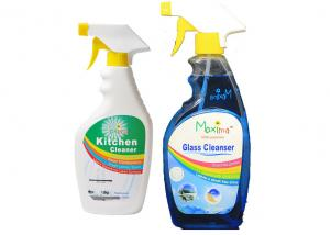 China Multi Purpose Liquid Anti Static Glass Cleaner Homemade Cleaning Products on sale