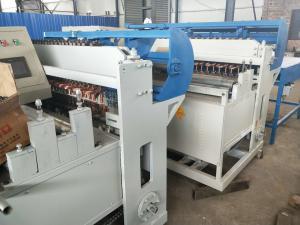 China Pigeon Mesh / Breeding Chicken Cage Welding Machine Low Power Consumption on sale