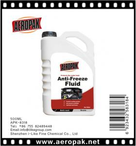 China Aeropak Wholesale Car Anti freeze Fluid on sale