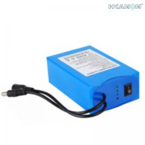 China High Capacity Compact UPS Battery Backup Multiple Protection For LED Solar Lights on sale