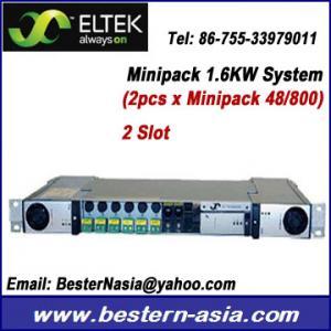 China Eltek Minipack 48V 1.6KW power supply system on sale
