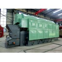 China Flake Chain Grate Coal Fired Steam Boiler Industrial Water Tube Boiler on sale