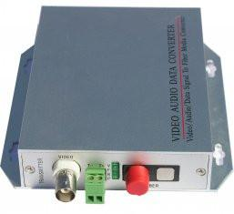 China Video Transmitter Receiver 1310nm / 1550nm 67dB RS485 on sale
