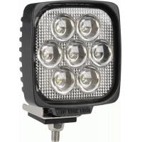 35 Watt Round LED Headlights 7 x 5w Cree Led Heat Eliminationi
