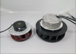China Durable Pa66 Electric Centrifugal Fans And Blowers Low Noise 82w 0.65A on sale