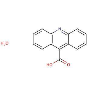 China CAS NO 5336-90-3 In Vitro Diagnostic Reagents 9 Acridinecarboxylic Acid on sale