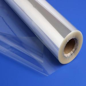 Oem Anti Wrinkles 17 Format Matte Clear Pet Plastic Film