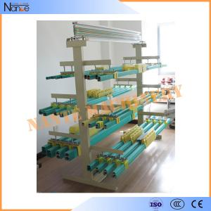China 1.8m - 2.0m Bridge Crane Conductor Bar Insulated Bus Bar Corrosion Resistance on sale