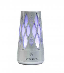 China LED Scent Marketing Bluetooth Aroma Air Scent Diffuser Plastic Material For House supplier