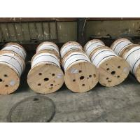 China YB/T 5004-2012 IEC60888 Galvanized Steel Wire Cable Guy Wire / Stranded Wire on sale