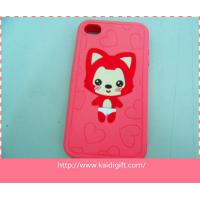 China Eco-friendly Cell Phone Silicone Cases / cell phone cover for iphone5 on sale