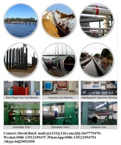China 3LPE Coated Steel Pipe on sale
