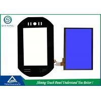 China Pantalla táctil sin llave del Smart Home del Deadbolt/panel táctil capacitivo 4,7 pulgadas on sale