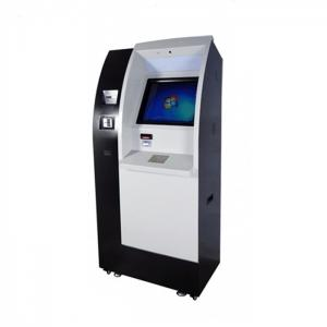 China Selfservice Floor Standing Digital Atm Machine With Multi Size Touchscreen on sale