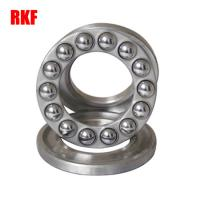 Single / Double Direction Thrust Angular Contact Ball Bearings With Outer Cover