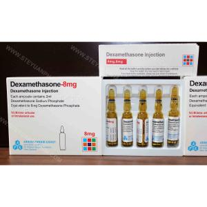 Dexamethasone Injection 8mg 2ml For Sale Mainly