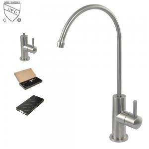 China NSF stainless steel kitchen drinking filter faucet water filtration RO faucet with CUPC on sale