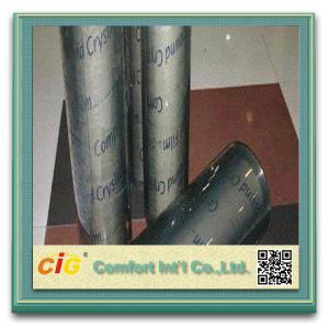 China Film transparent clair en gros de la feuille de PVC/PVC pour des couvertures ou des rideaux en douche on sale
