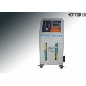 China Fully Automatic Transmission Fluid Oil Exchange System Machine on sale