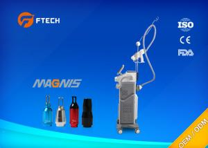 China HR PR SR Mode Q Switch Laser Tattoo Removal Machine For Pore Shrinking on sale