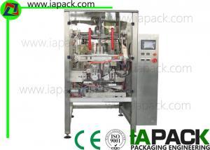 China Máquina hechura/relleno/soldadura vertical del bolso de polietileno, empaquetadora de la leche on sale