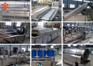 China Commercial Automatic Food Processing Machines Potato Chips Making Machine on sale