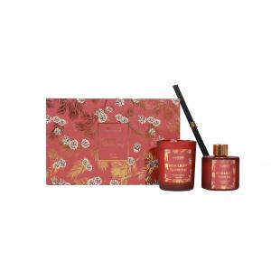 China Reed Diffuser Scented Candle Home Scents Gift Set on sale
