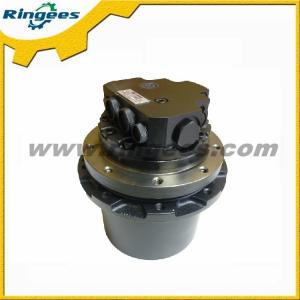 China Excavator final drive with travel motor for caterpillar E70B on sale
