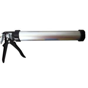 China 360 Degree Rotation 600ml Silicone Caulking Gun Convenient Using on sale