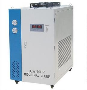 China Compact Structure Industrial Air Chiller Advanced Production Technology on sale
