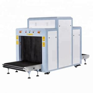 China Airport X Ray Baggage Scanner For Explosive Powder / Drug Detection on sale