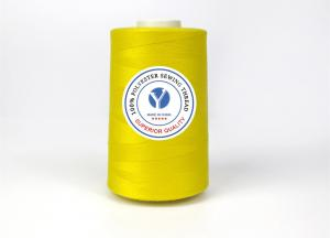 China Good Heat Resistance 100% Spun Polyester Cheap Sewing Thread 40/2 40s/2 5000Y 5000M on sale