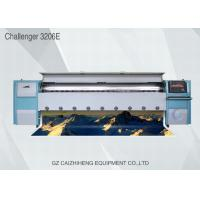 China Challenger Outdoor Large Format Solvent Printer 3206E With SPT510 35PL Printhead on sale