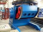 50 T Capacity Tilting And Rotation Welding Turn Table With 4000 mm Table Diameter