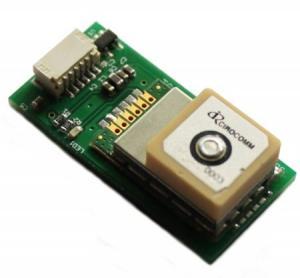 China 10 Hz MediaTek MT 3329 GPS Module with Antenna supplier
