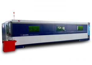 China Durable / Stable Sheet Metal Laser Cutting Machine 2000 W High Power on sale