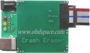 China Reading Code Through Diagnosis CDR500 / 2005 On TMS 370 Crash Eraser Airbag Reset Kit on sale