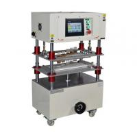 Touch Screen PLC Program Vertical Lifting Keystroke Life Test Machine for Keyboard