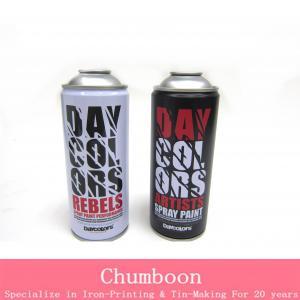 China spray paint can,spray paint aerosol tin cans on sale