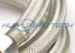 High - Tech Stainless Steel Wire Sleeve For Cable Superior Abrasion Protection