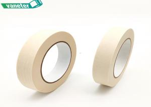 China High Temperature Masking Tape 2 Inch For Car Painting White Color on sale